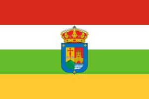 Bandeira de La Rioxa