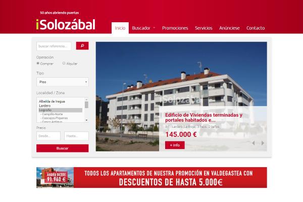 Urbanización residencial en Logroño